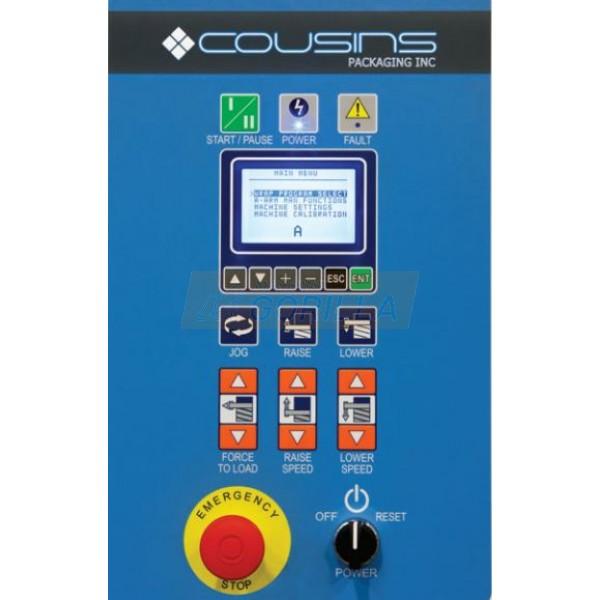 Cousins - Stretch Wrapper - Model - LP 1100-S