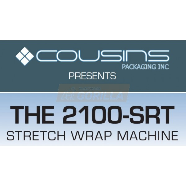 Cousins - Stretch Wrapper - Model - LP 2100-SRT
